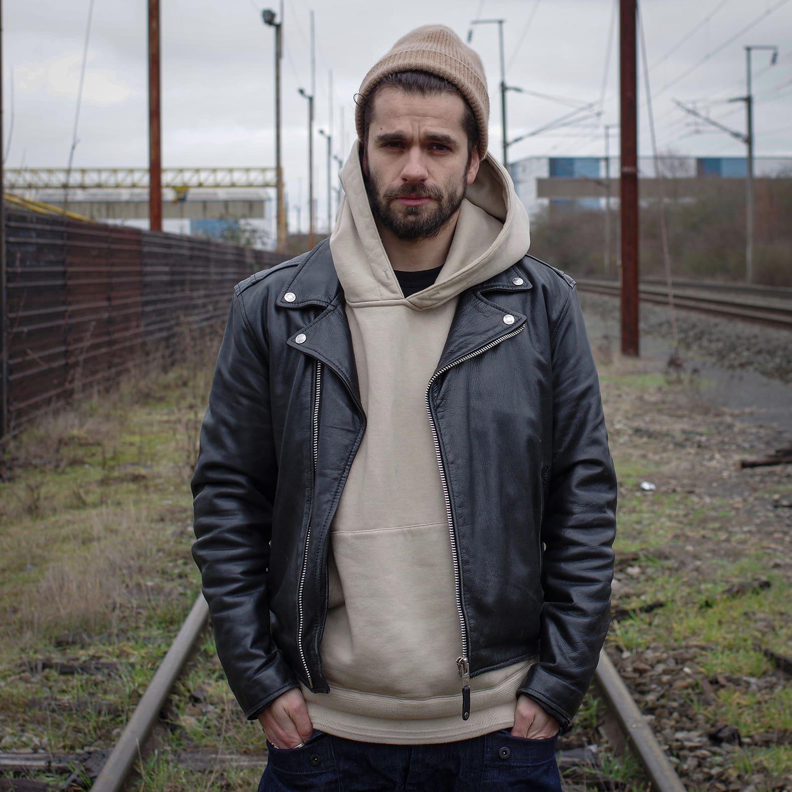 idée de tenue en hoodie oversized