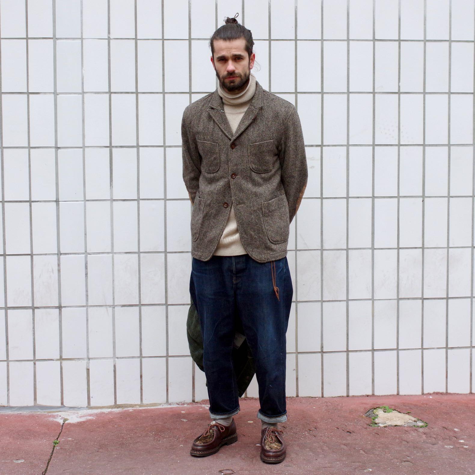 conseil pour porter un col roulé avec style mode homme