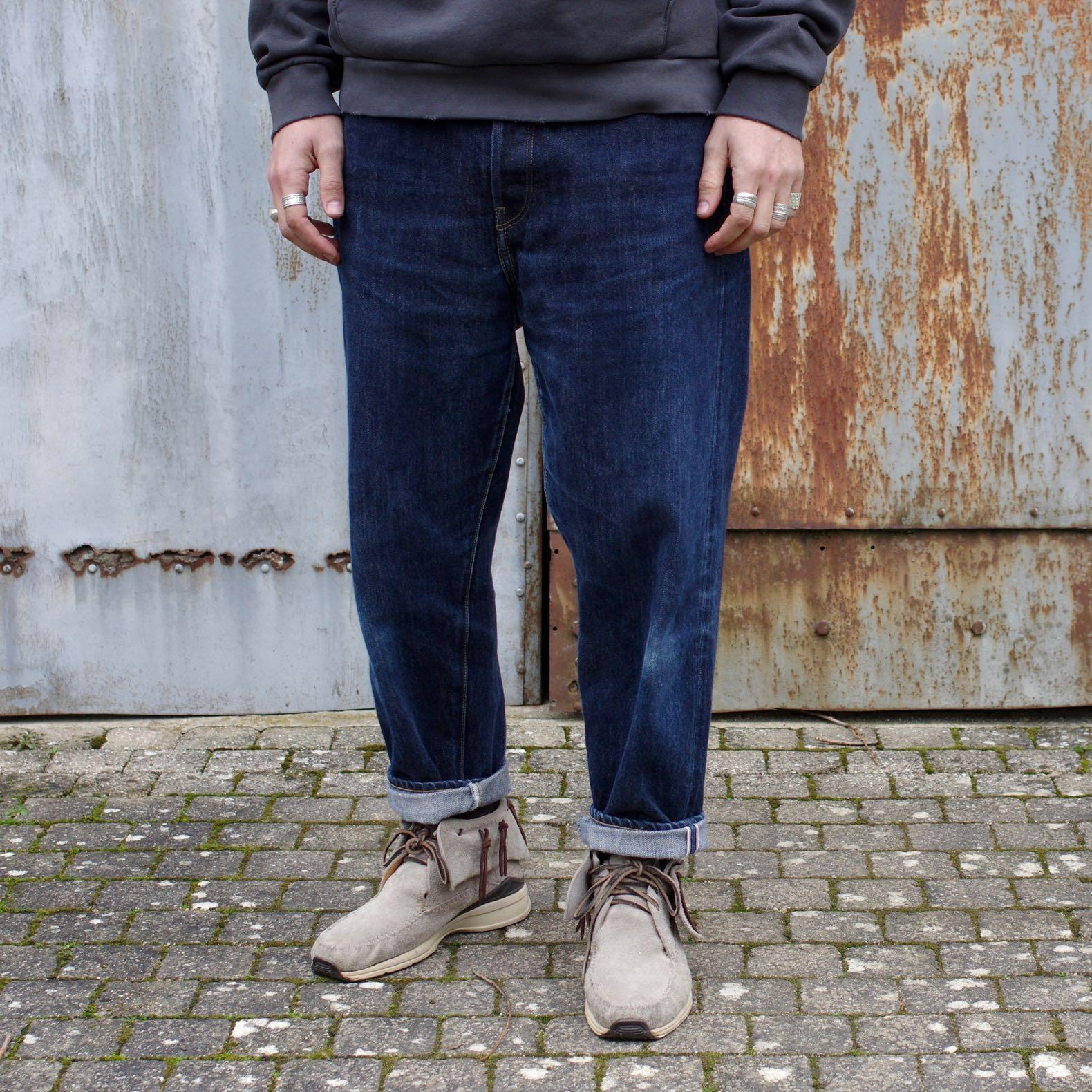 idée de tenue et conseil pour bien porter des jeans large