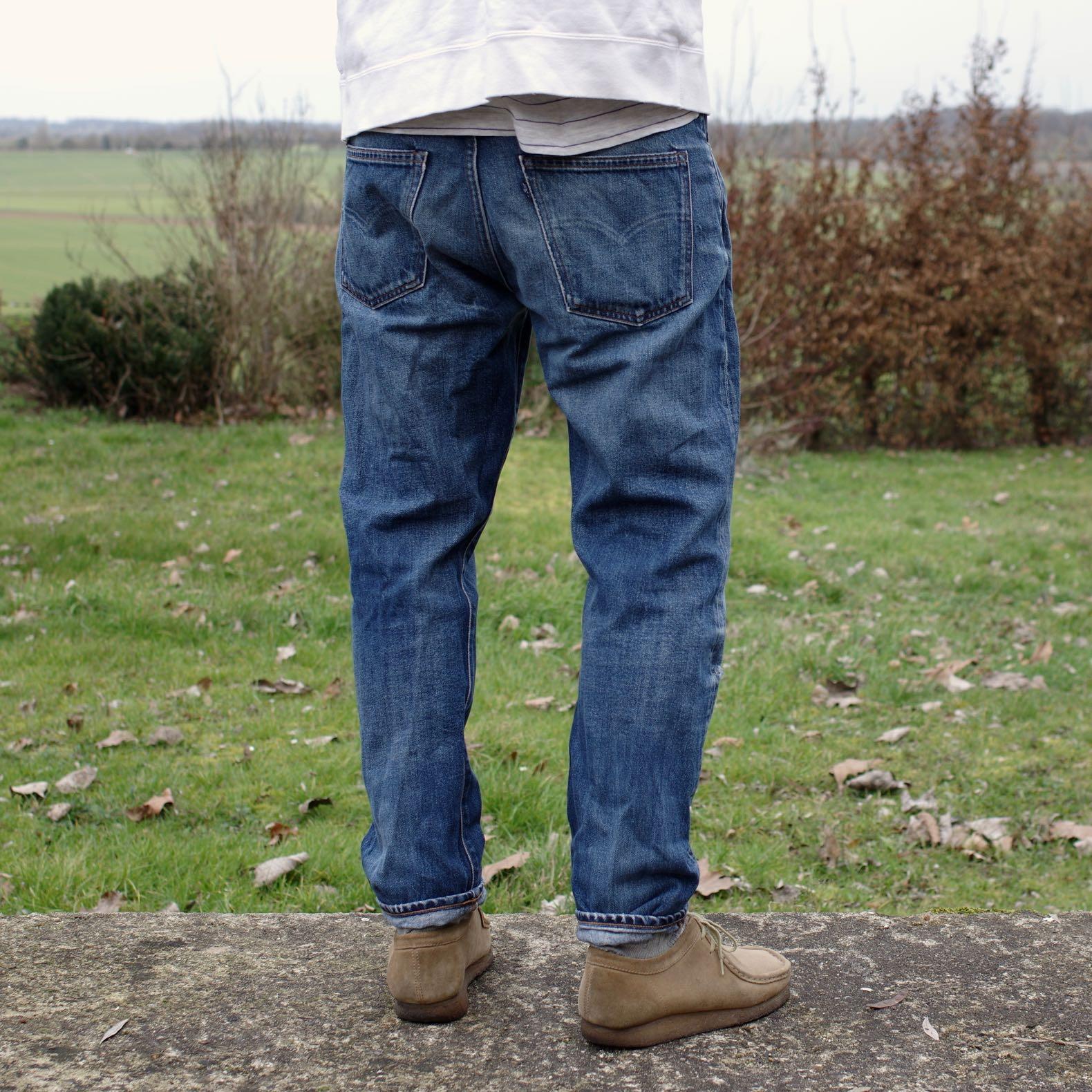 comment bien porter un jean