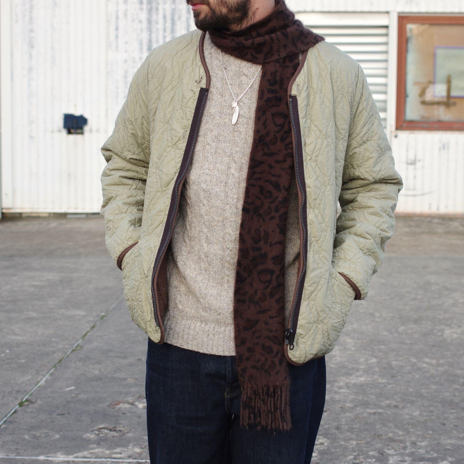 idée tenue homme hiver avec pull liane torsadé aran iles