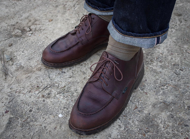 comment-porter-des-chaussures-paraboot-chambord