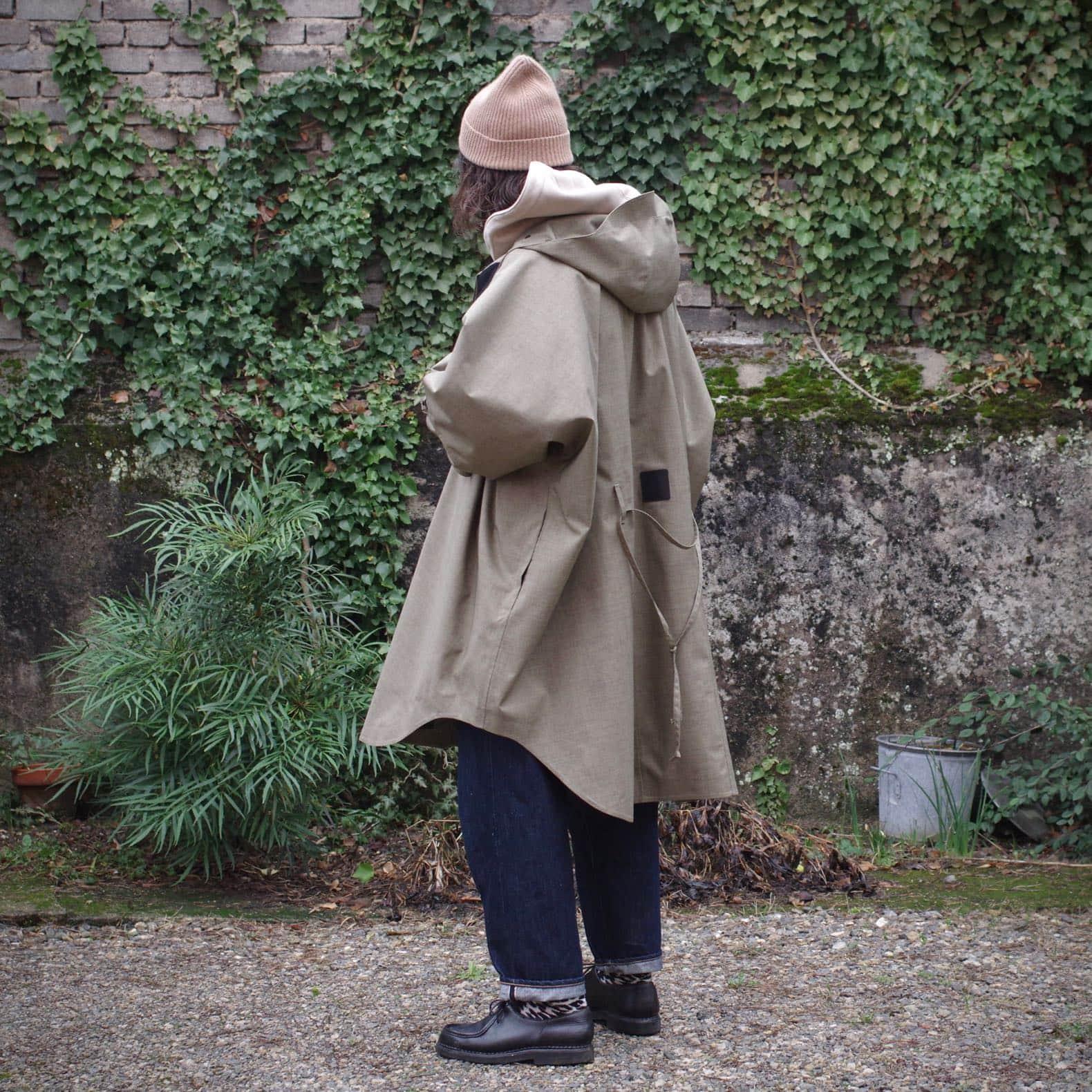 idée de tenue pour porter des vêtements larges et des coupes oversize