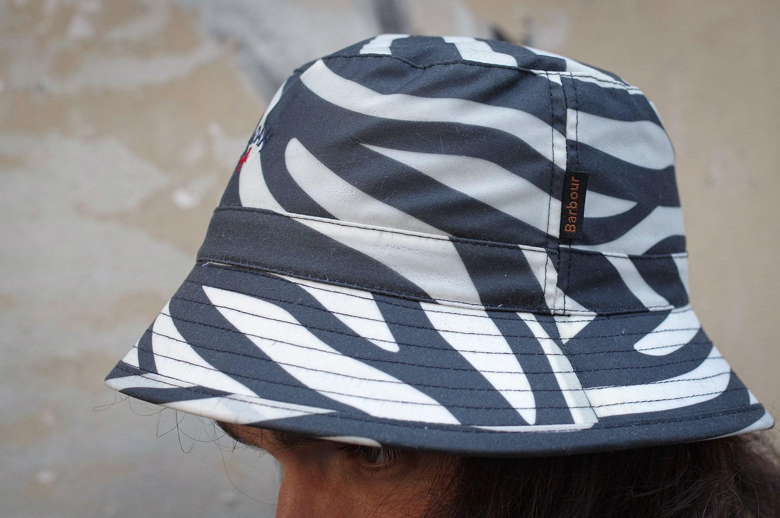 imprimé zèbre zebra barbour noah