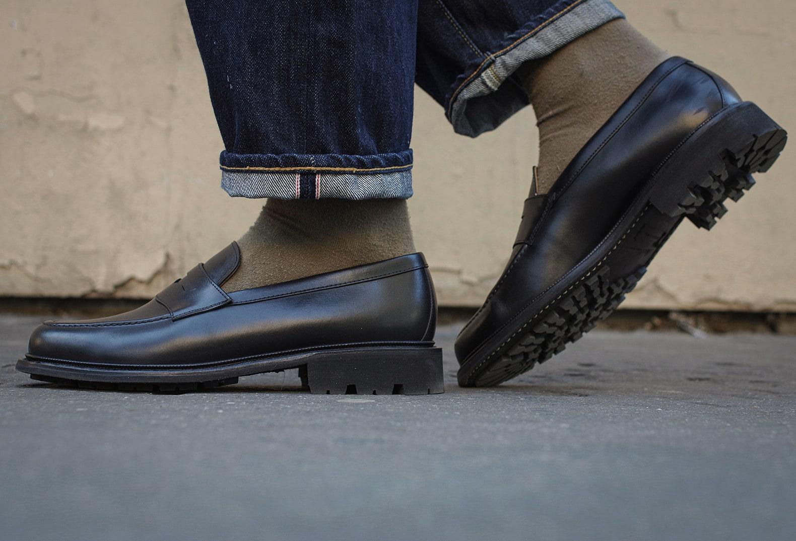 le super moc paul de la marque de chaussures max sauveurs