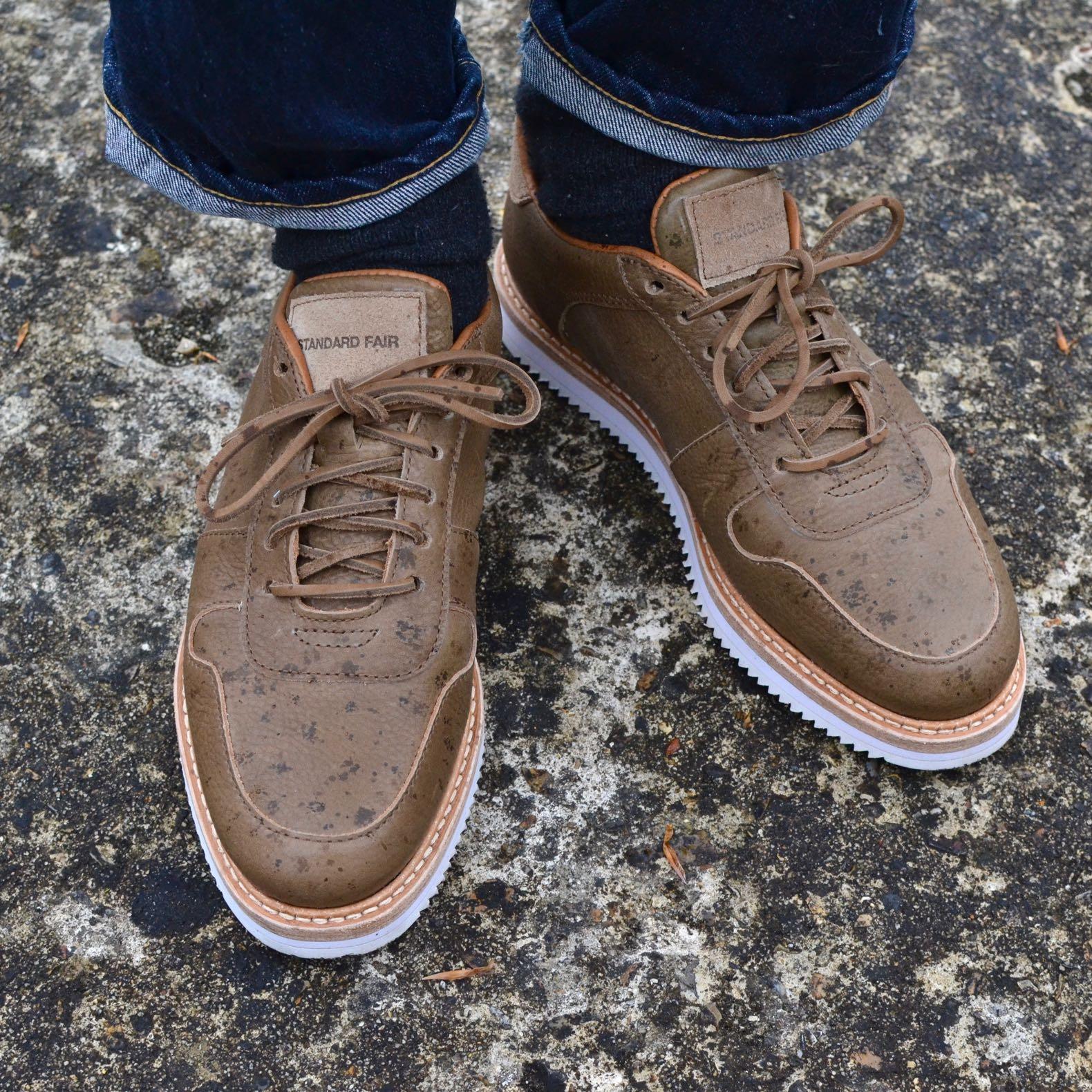 chaussure made in usa dans le maine standard fair