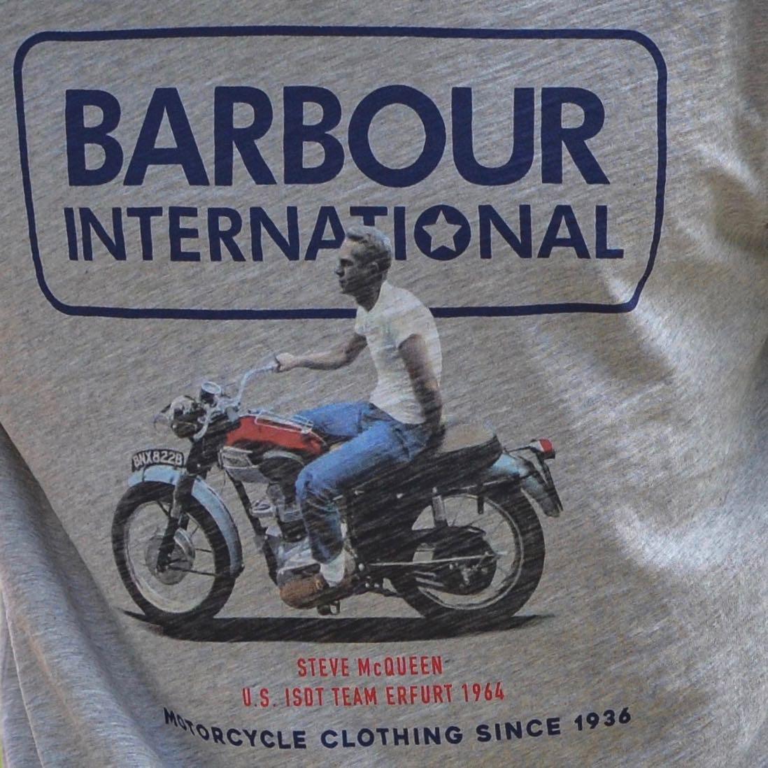 barbour inernational ligne steve mcqueen