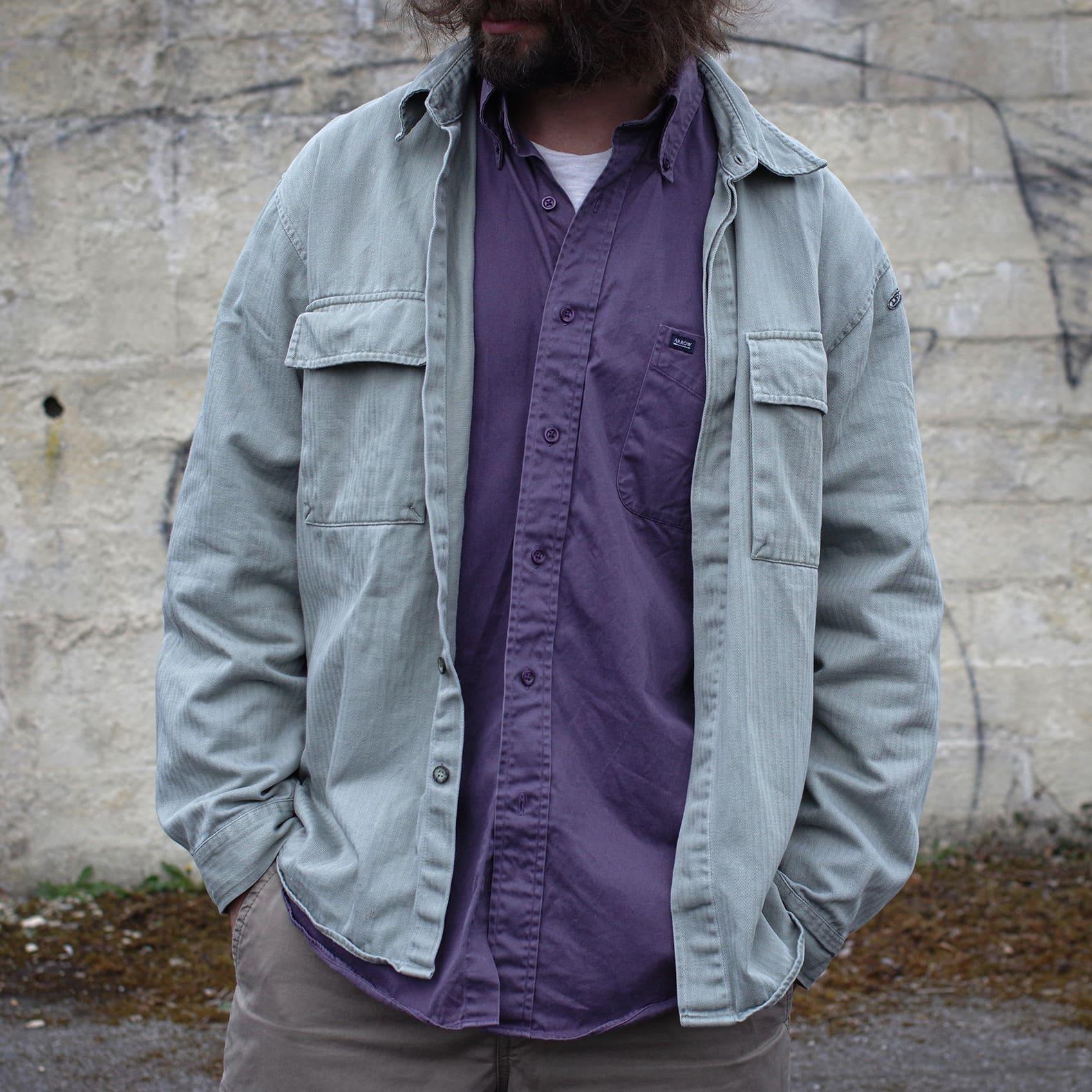 des idées pour porter des vêtement de la couleur violet