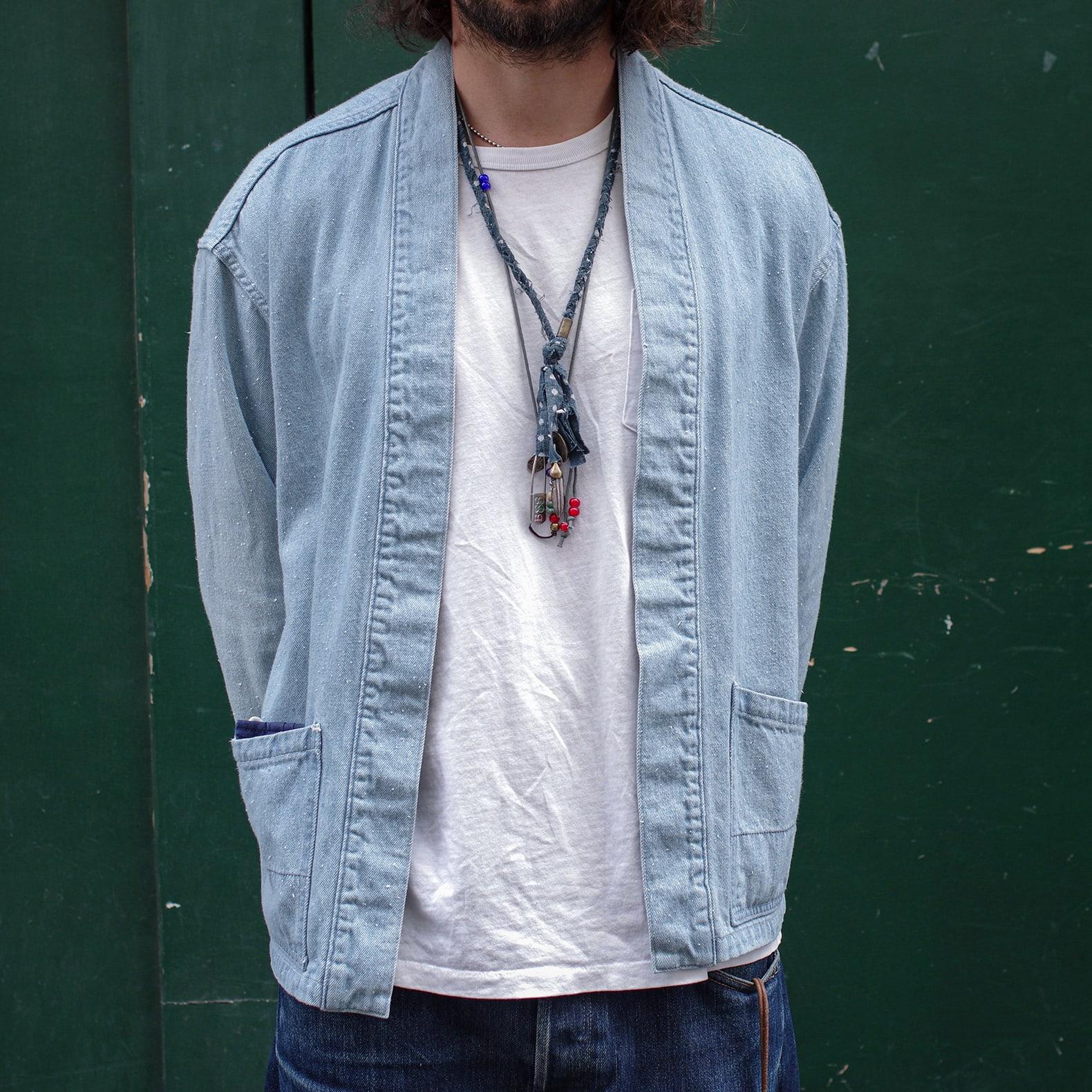 noragi borali avec collier tressé pour homme upcyclinget bijoux en argent