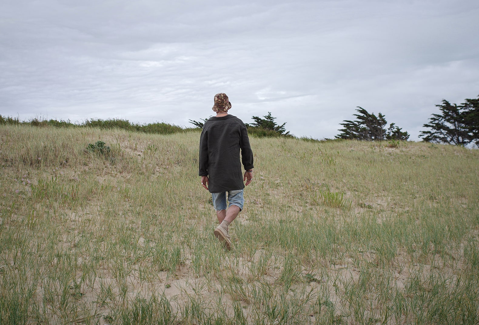 dune de sable et shooting mode borasification