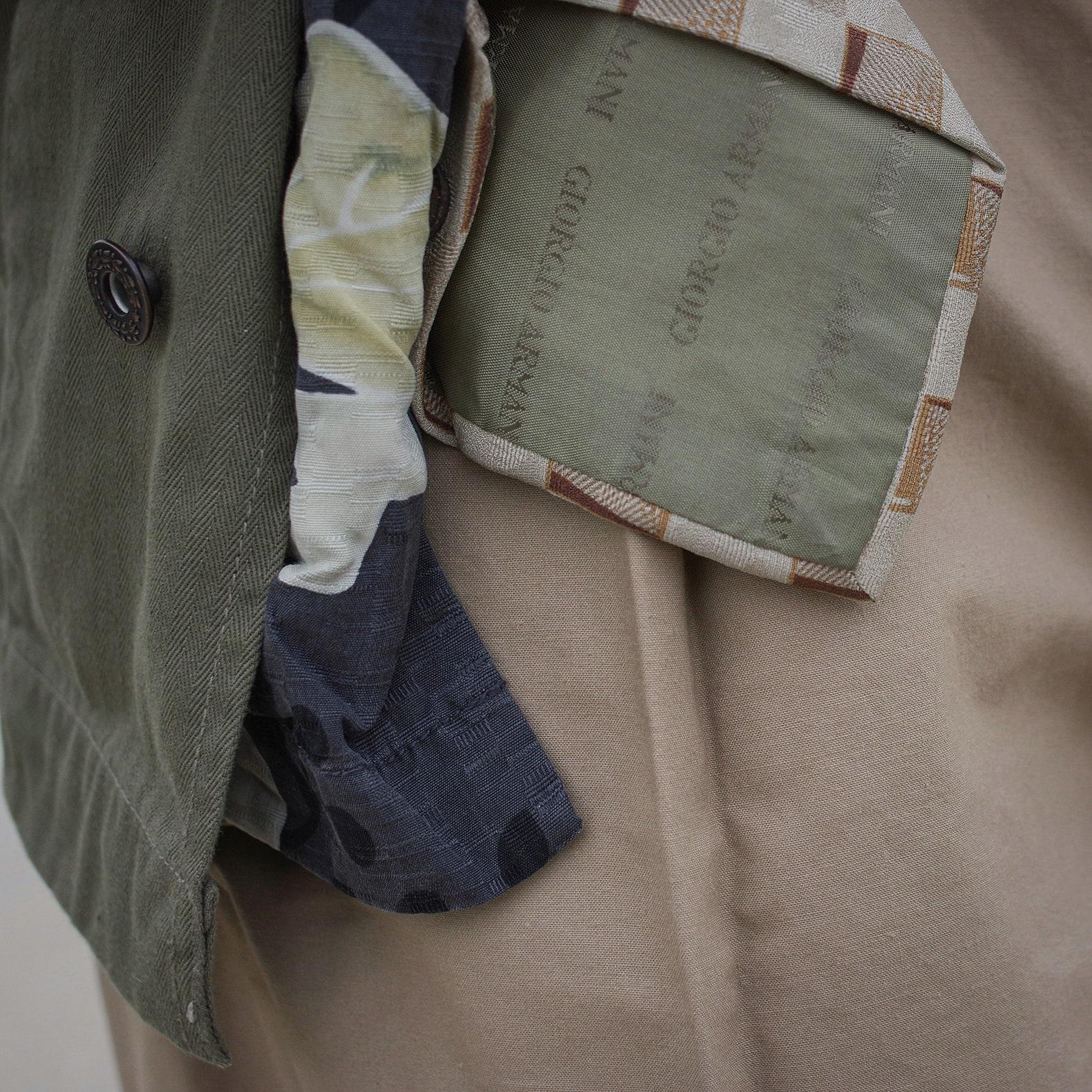 cravate en soie pour faire une ceinture
