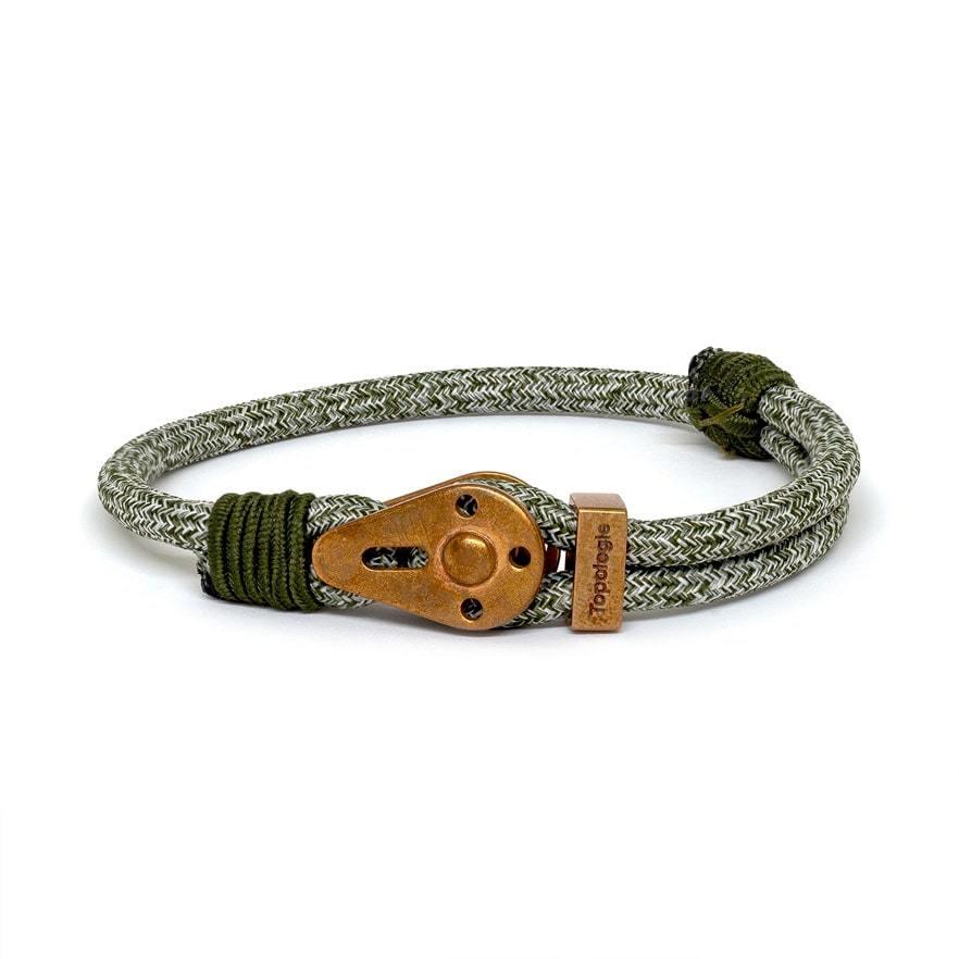 bracelet corde topologie modèle yosemite