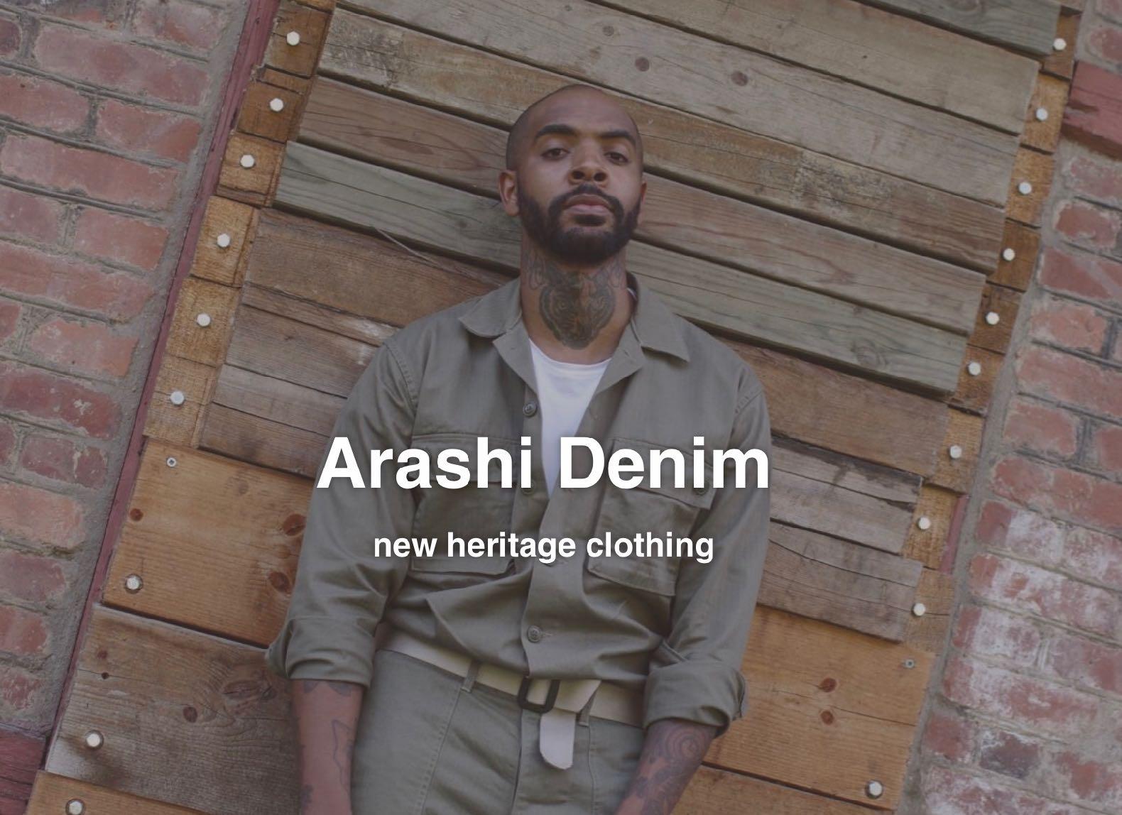 home page site arashi denim