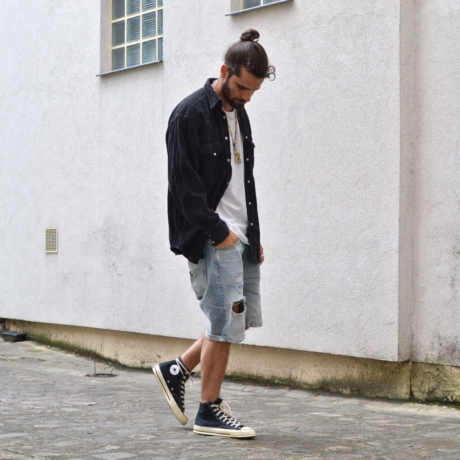 look-homme-converse-chuck-taylor