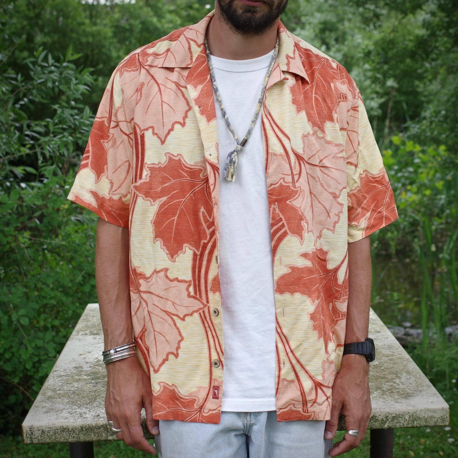 chemisette larhe pour l'été