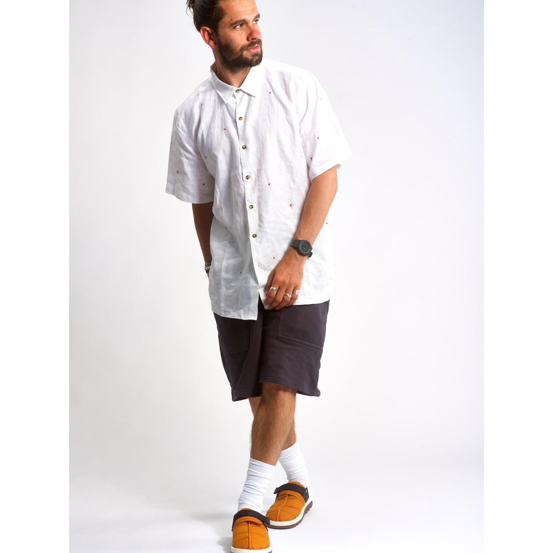 look with beatnik reebok sandals