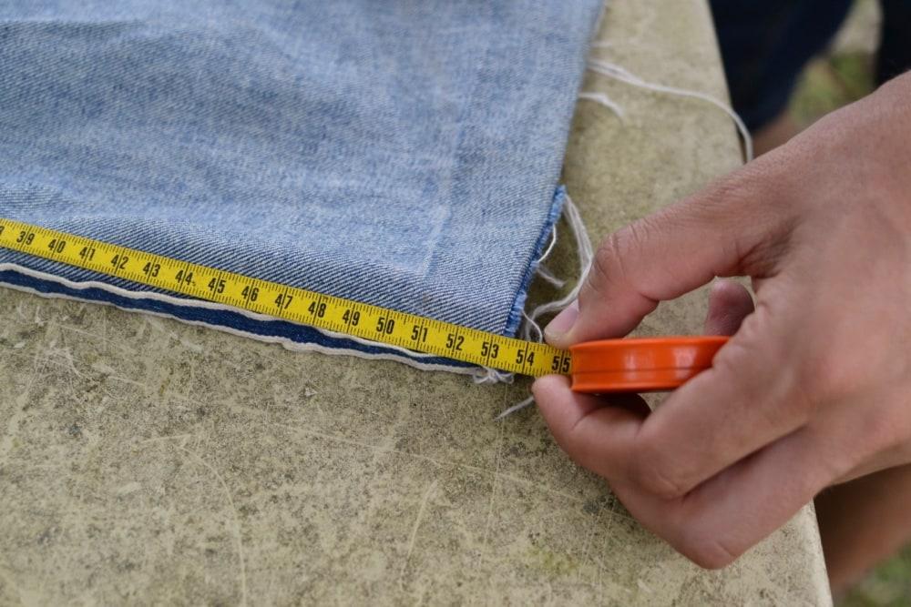 mètre couture mesure