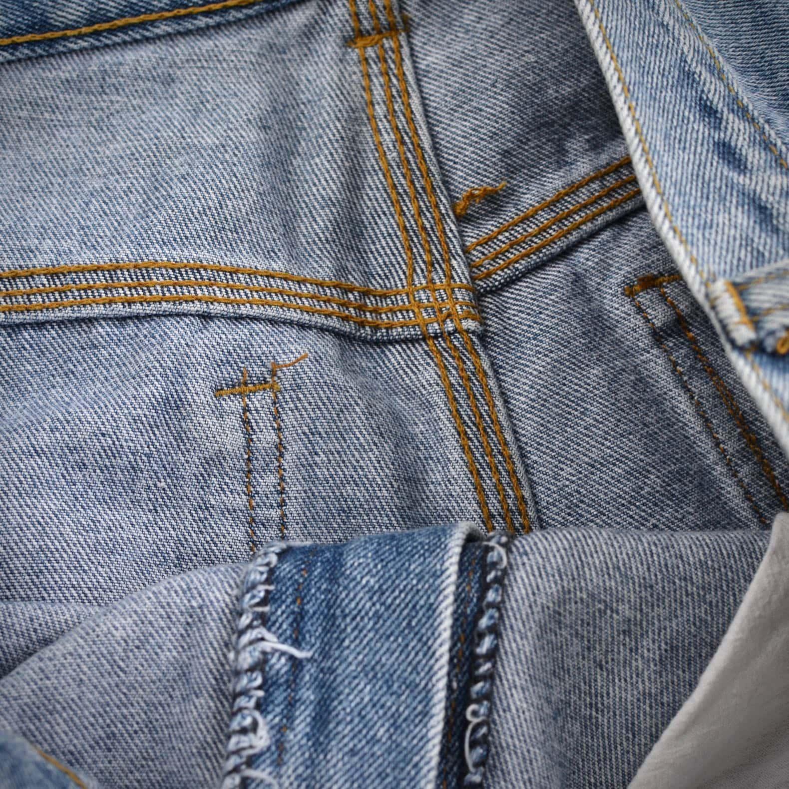 couture triple stitchng
