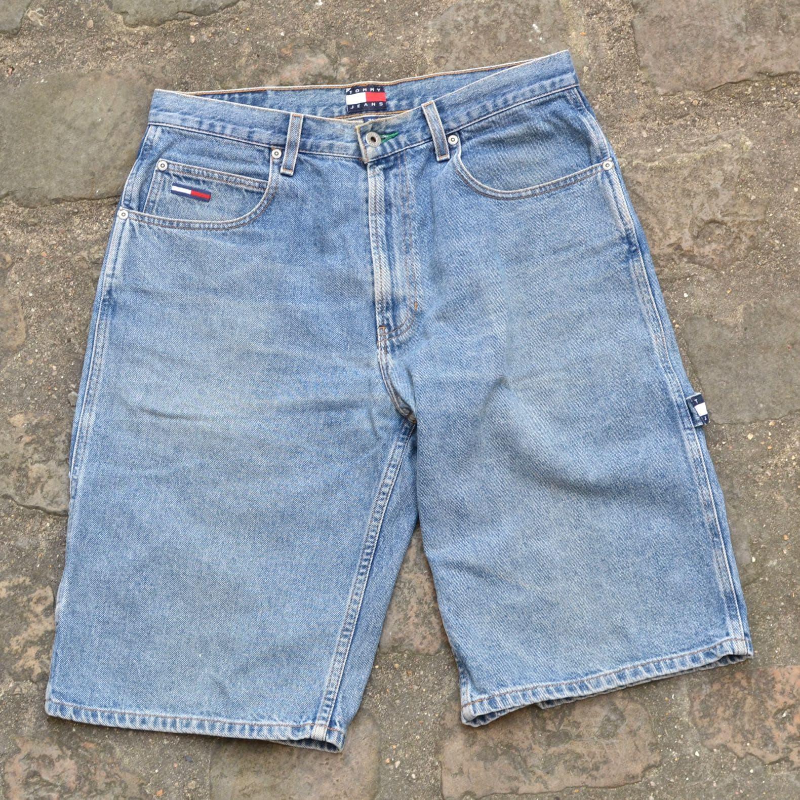 short carpenter tommy hilfiger jeans line