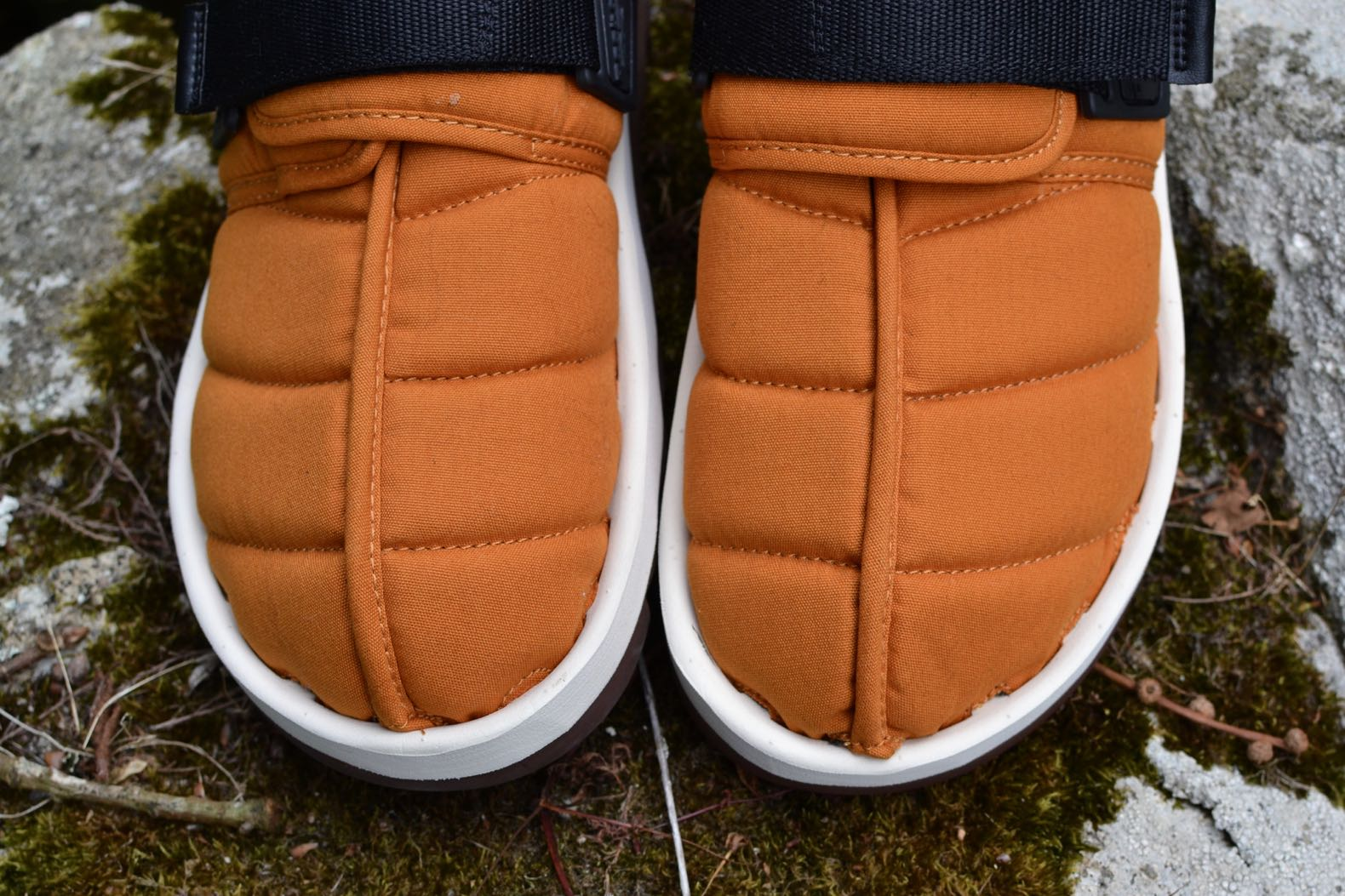 sandales reebok beatnik orange