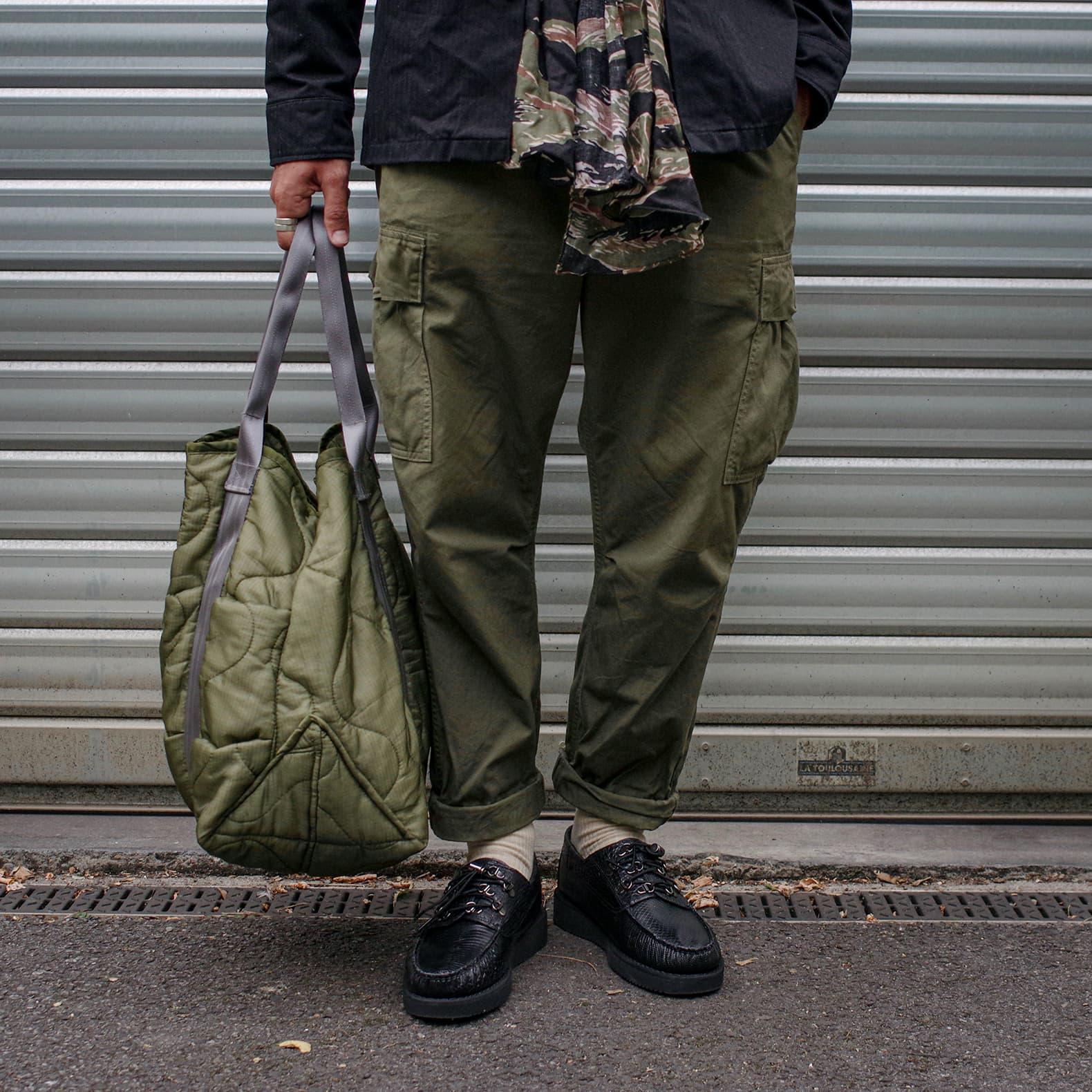 orslow-kafka-newyoker-pants-sebago-engineered-garments-snake-shoes