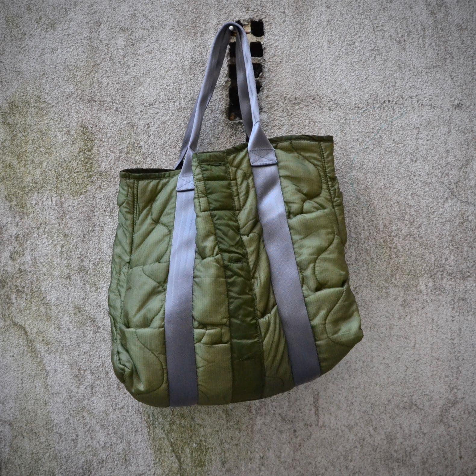 tote bag liner m65 upcycling arashi by boras
