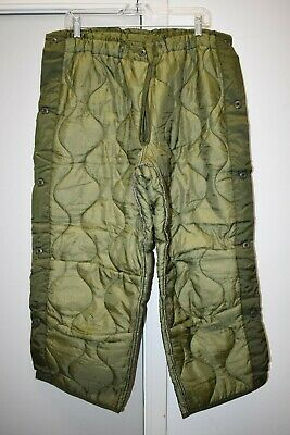 liner m54 cold weather pants