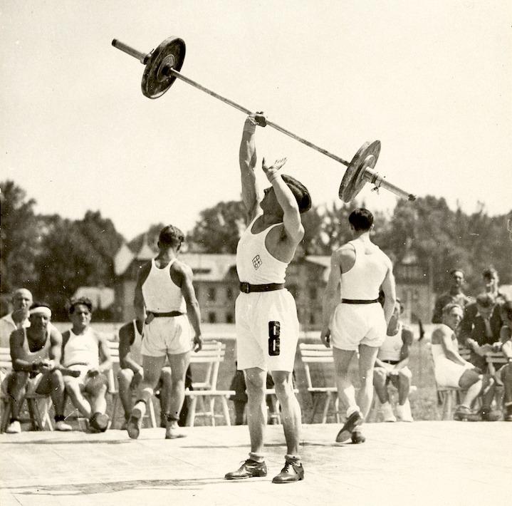 stepney workers club - workers olympiades