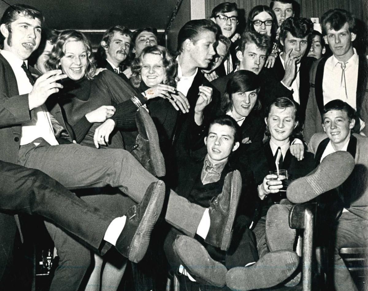 SWC - Working Men's Club 70s