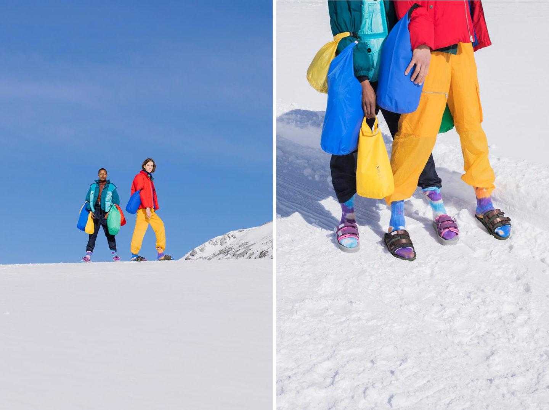 Suicoke lookbook automne hiver 21 sandales