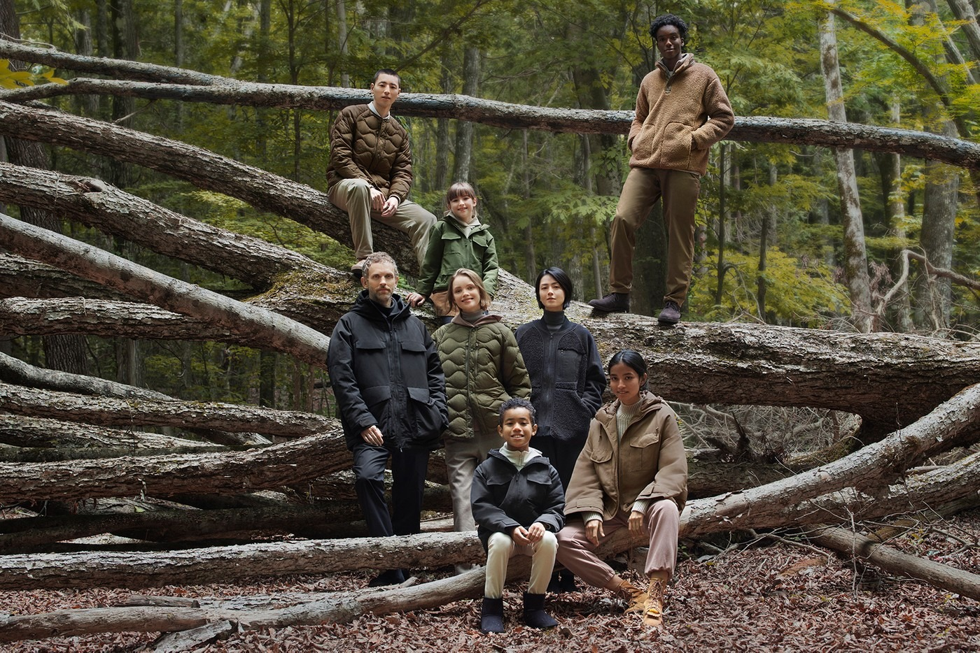 Uniqlo White Mountaineering collab cover