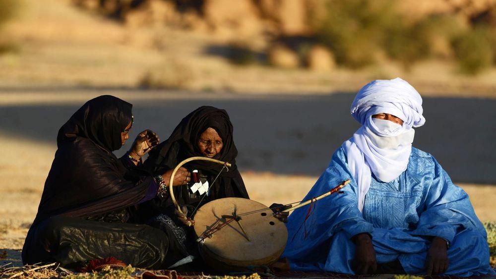 habits touareg desert