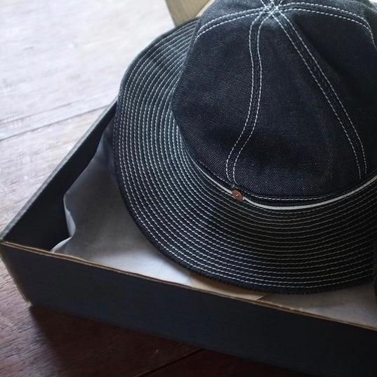binly project bucket hat