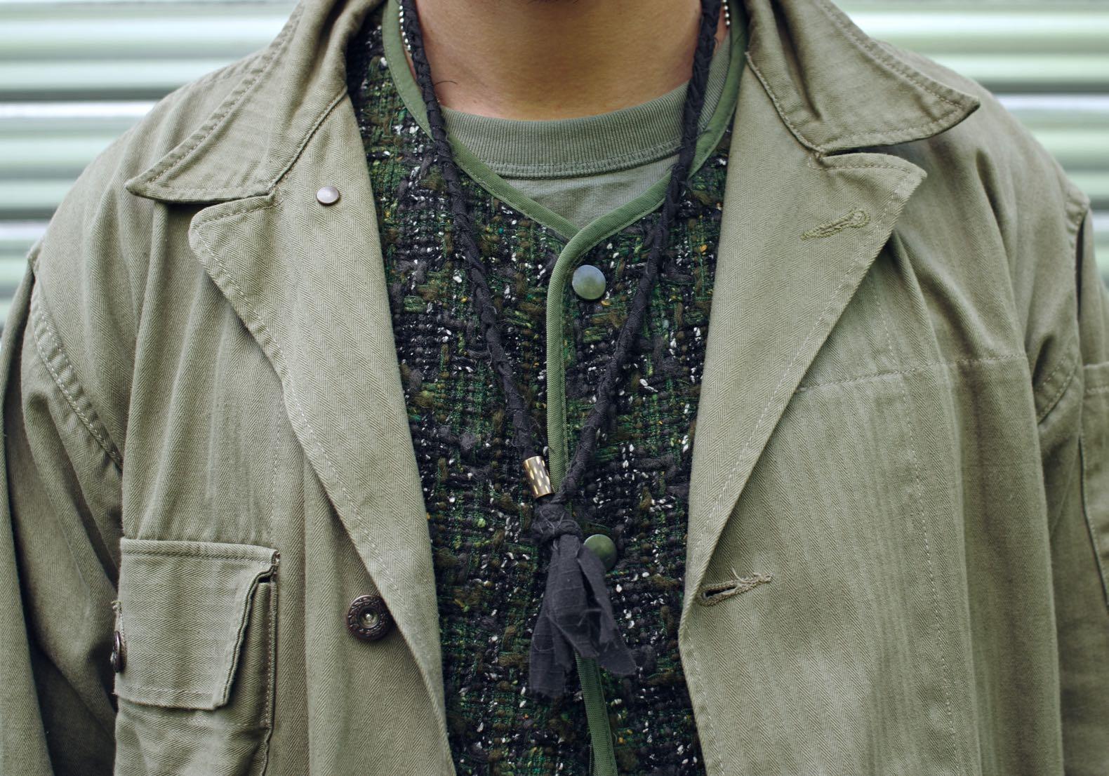 collier borali ripstop noir