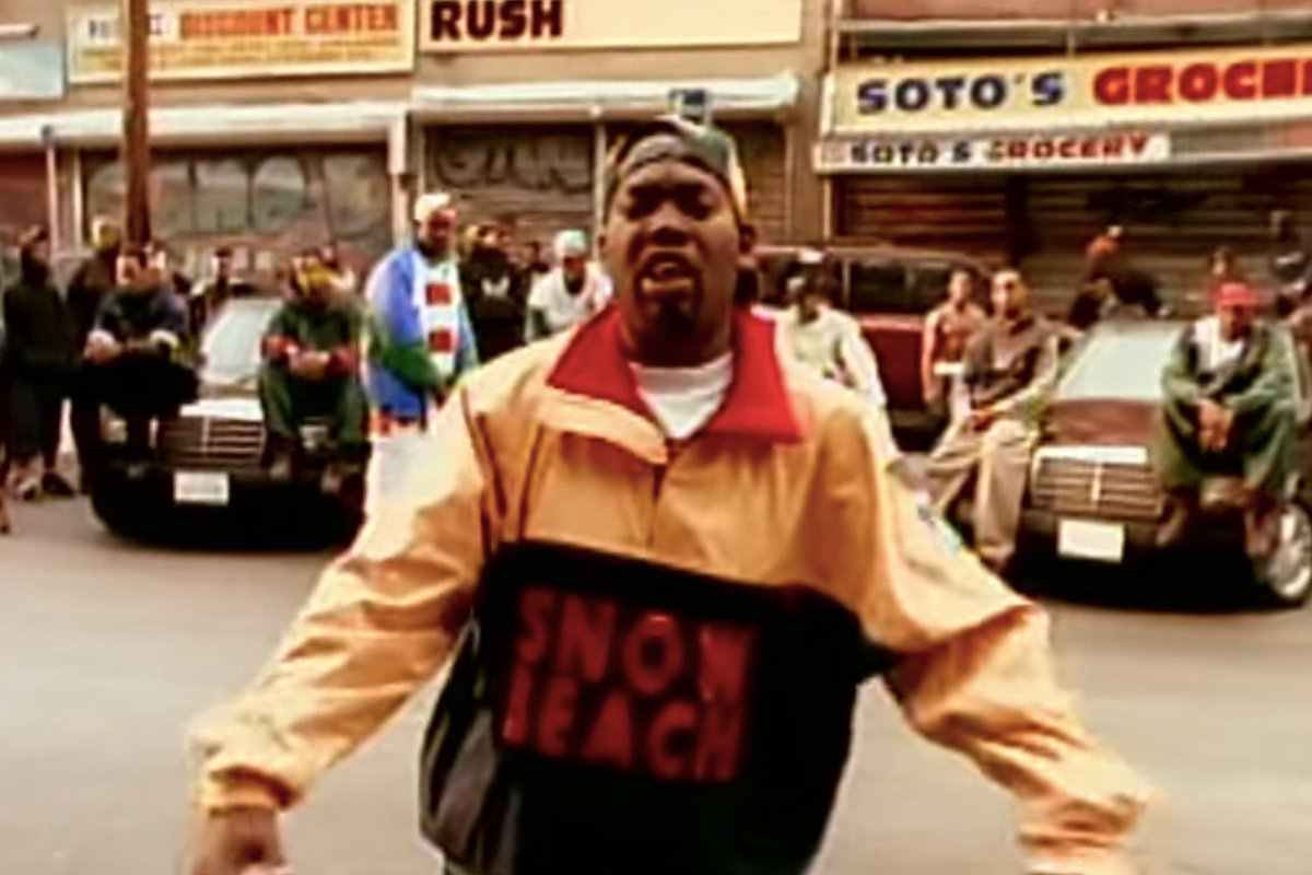 Lo-Life Snow Beach Raekwon Ralph Lauren Hip-Hop Wu Tang