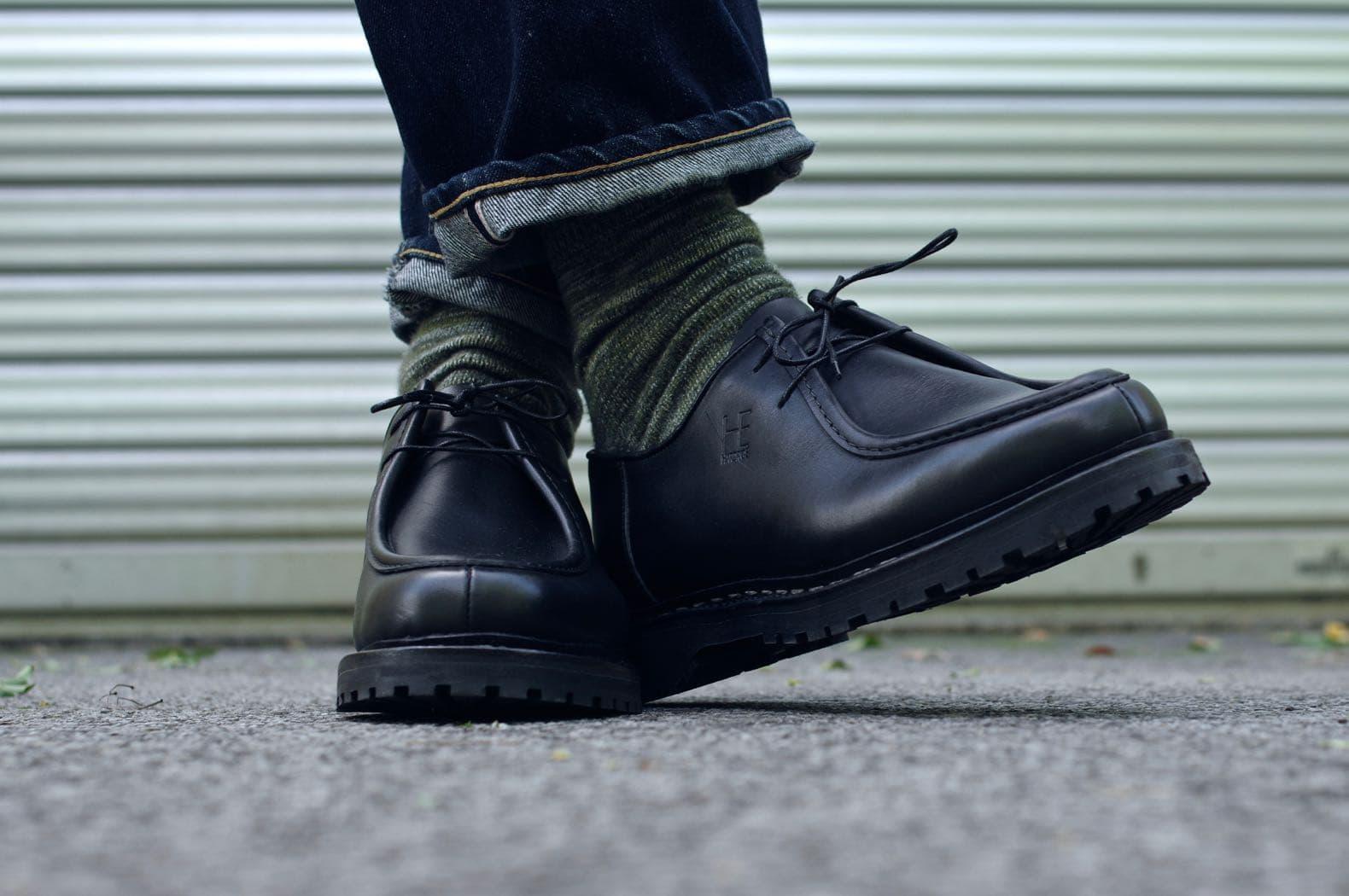 chaussures derby royans maison hardrige