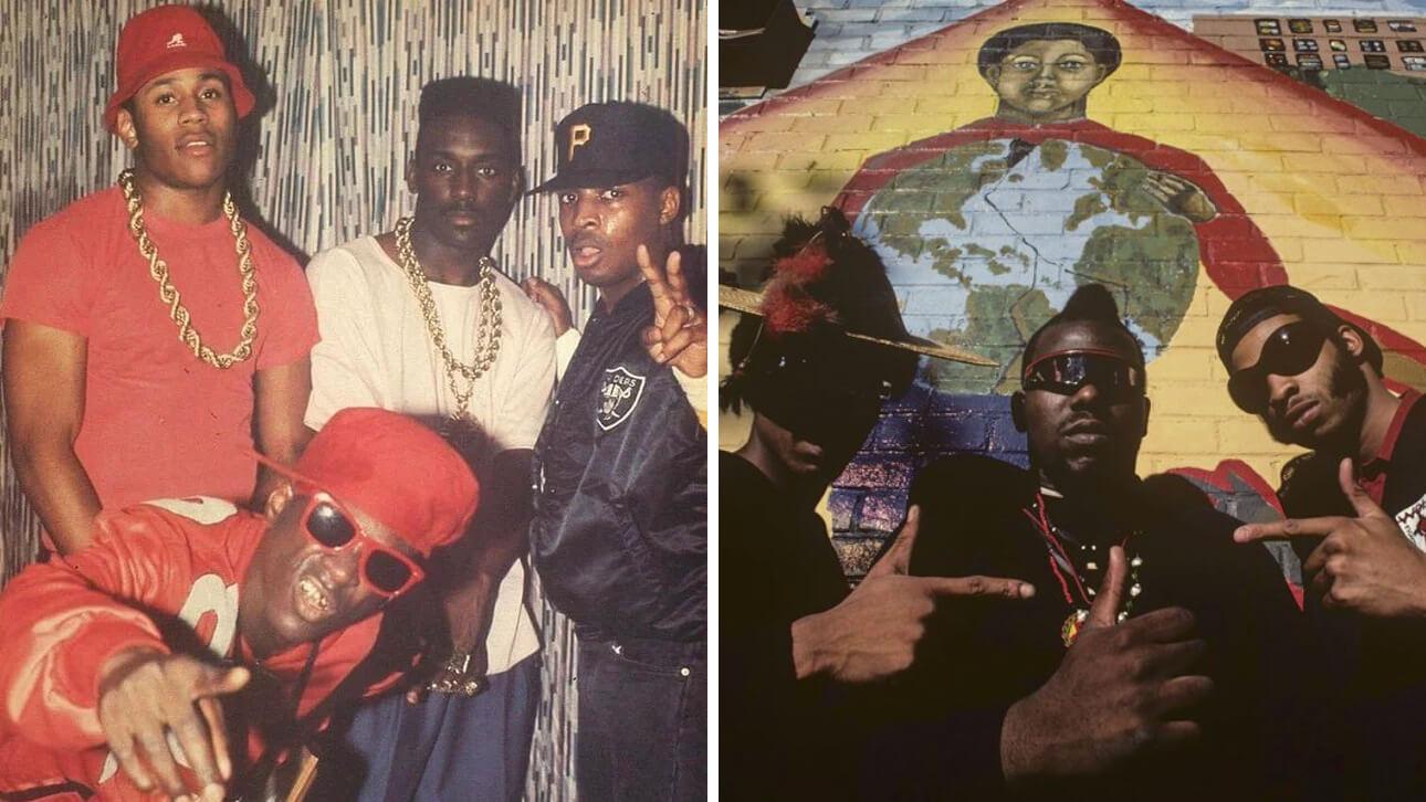Lo-Life Hip-Hop Ralph Lauren 1980's