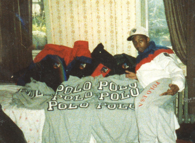 Lo-Life Hip Hop Ralph Lauren 1988