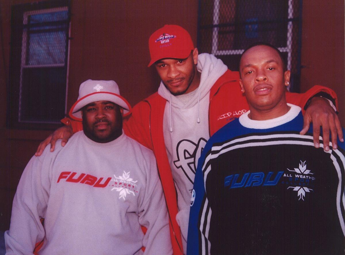 marque Hip-Hop Fubu