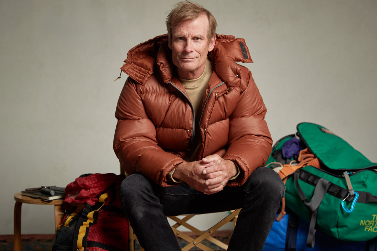 The North Face More Than a Jacket Conrad Anker