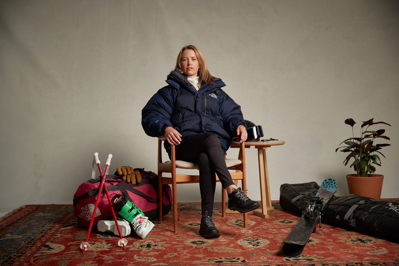 The North Face More Than a Jacket Ingrid Backstrom