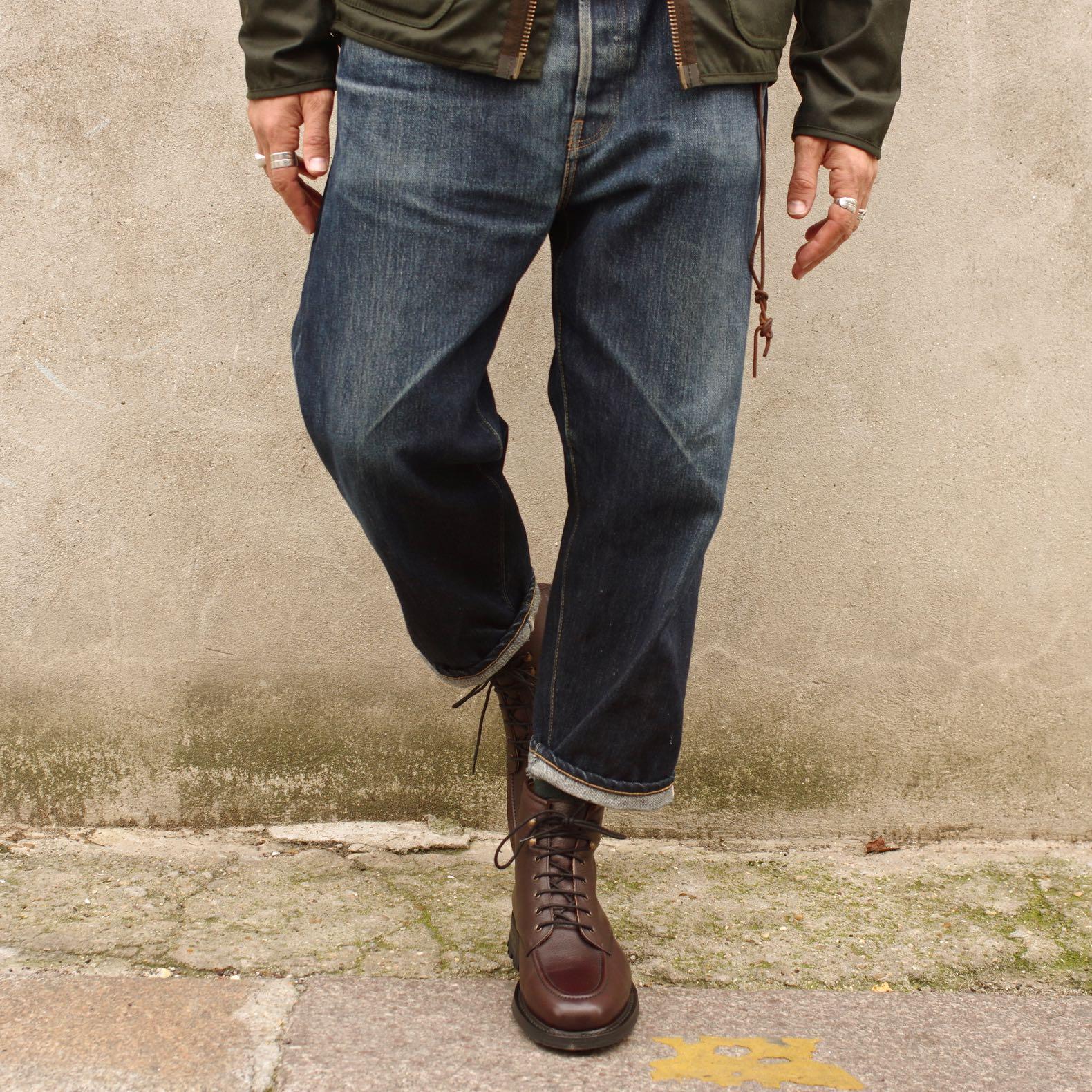 hatski jean et boots max sauveur