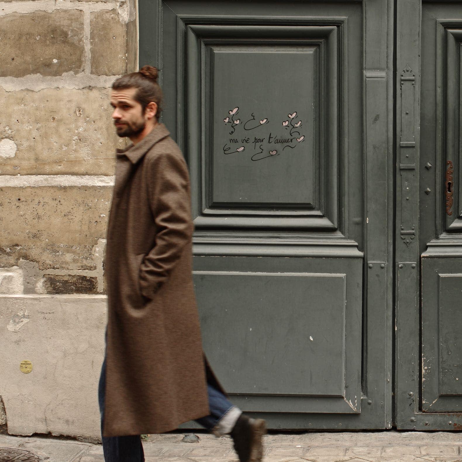 boras en manteau long